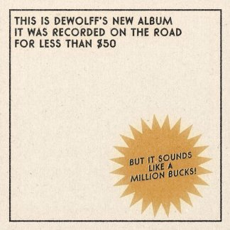 DeWolff Tascam Tapes CD