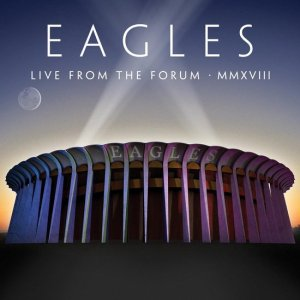 Eagles Live From The Forum MMXVIII 4LPBoek