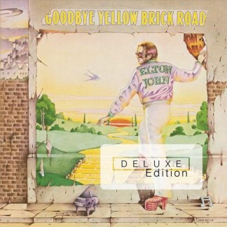 Elton John Goodbye Yellow Brick Road CD