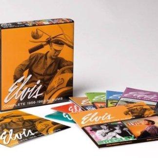 Elvis Presley Complete 1956 1962 Albums