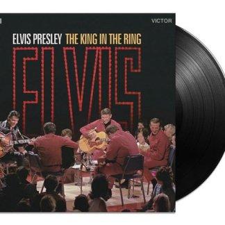 Elvis Presley The King In The Ring LP