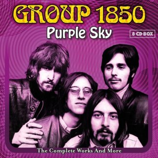 Group 1850 Purple Sky The Complete Works And CD