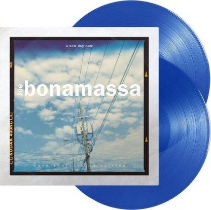 Joe Bonamassa A New Day Now Coloured Vinyl