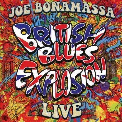 Joe Bonamassa British Blues Explosion Live CD