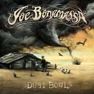 Joe Bonamassa Dust Bowl LP