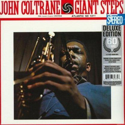 John Coltrane Giant Steps LP