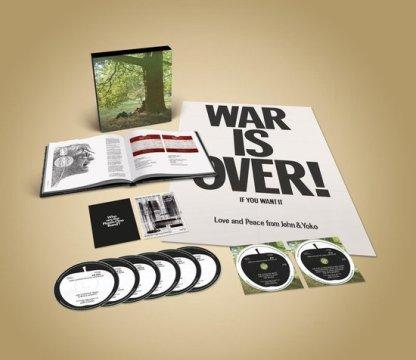 John Lennon Plastic Ono Band 6CD2 Bluray Limited Edition
