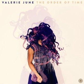 June Valerie The Order Of Time CD