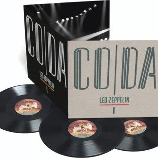 Led Zeppelin Coda Deluxe LP
