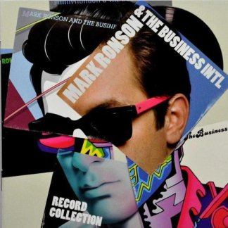Mark The Business In Ronson Record Collection CD