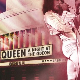 Queen A Night At The Odeon DVD