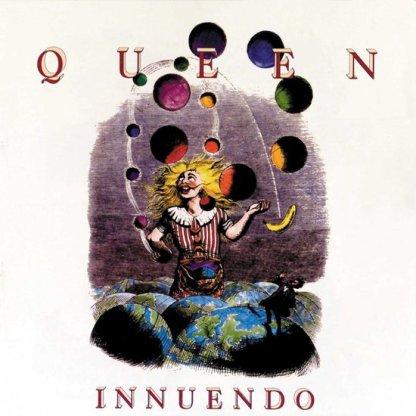 Queen Innuendo 2011 Remaster CD