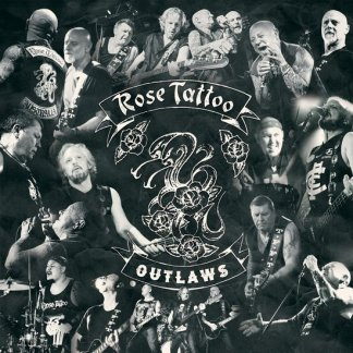 Rose Tattoo Outlaws LP