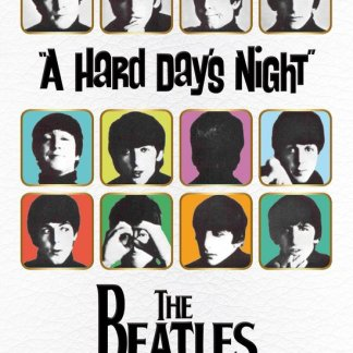 The Beatles Hard Days Night A 50th Anniversary DVD