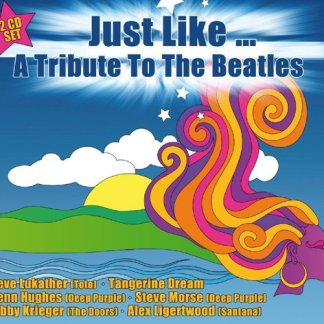 The Beatles Just Like CD