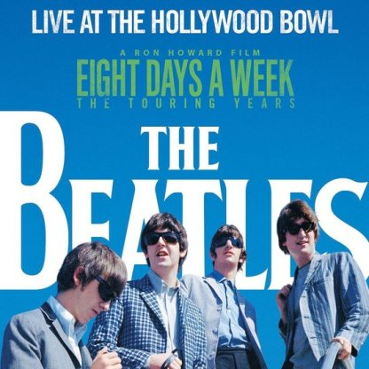 The Beatles Live At The Hollywood Bowl CD