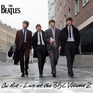 The Beatles On Air Live At The BBC Volume 2 CD