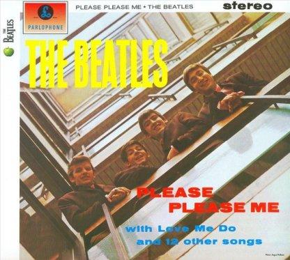 The Beatles Please Please Me CD