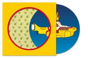 The Beatles Yellow Submarine Ltd. 50Th Ann.Ed . LP