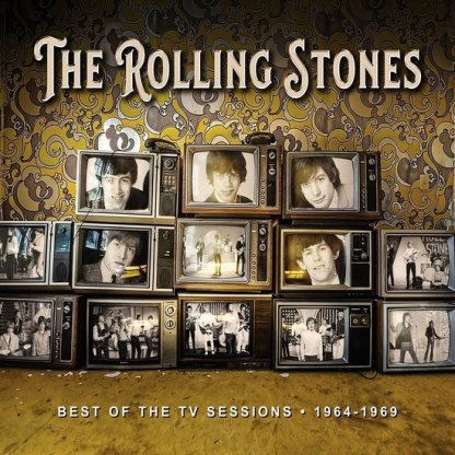 The Rolling Stones Best Of The Tv Sessions 1964 1969 CD 5060209013268