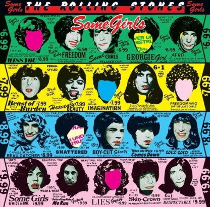 The Rolling Stones Some Girls 09 Remastered CD