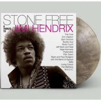 stone free jimi hendrix tribute edition limitee 0093624895268