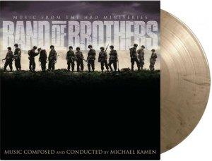 Michael Kamen Band Of Brothers Coloured Vinyl