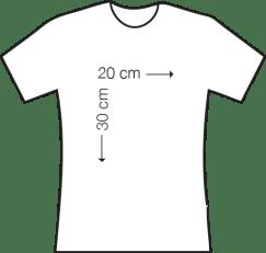 Tryckyta 20x30cm