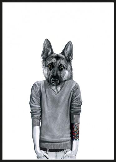 Sanna Wieslander - Dawg
