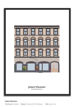 Galleri Nordsström framed