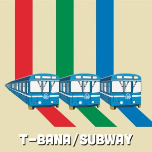 Tunnelbana / Subway