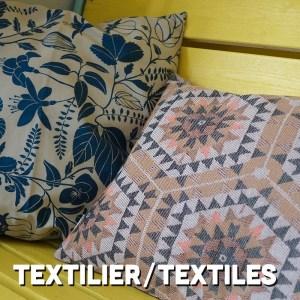 Textilier / Textiles