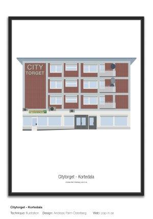 Citytorget - Kortedala