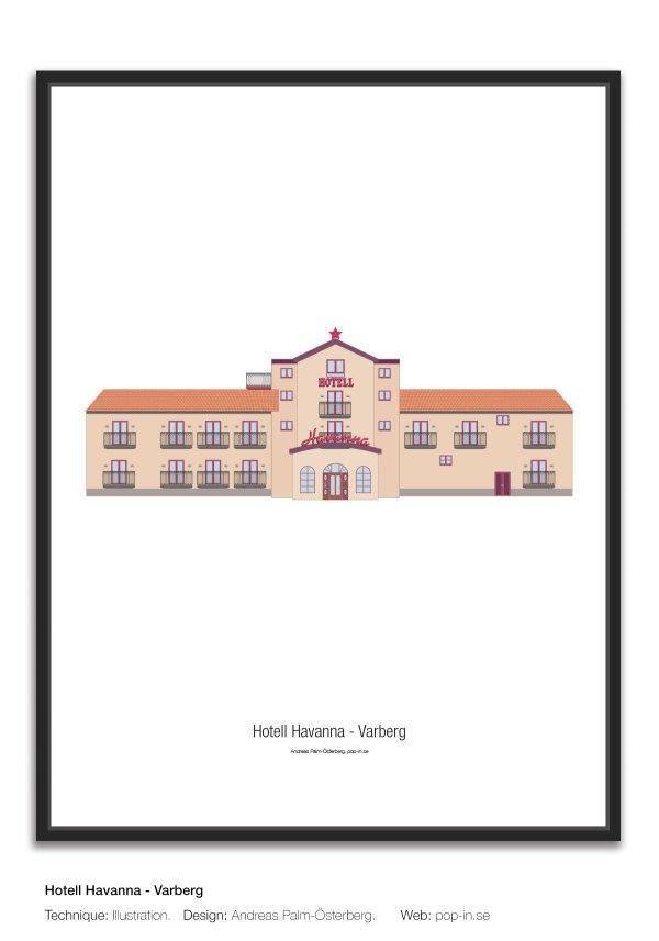 Hotell Havanna - Varberg