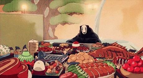 Studio Ghibli: Food For TV Pop Japan