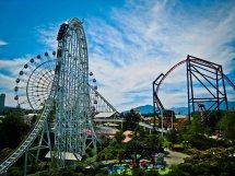 Roller Coaster Parks in Japan