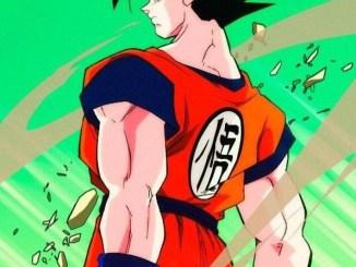 San Goku, l'un des personnages lde Dragon Ball Z