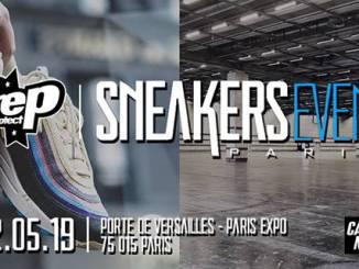 Affiche officielle des Sneakers Event