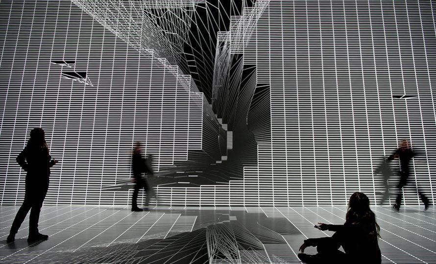 L'Immersive Art Festival investit l'Atelier des Lumières en octobre