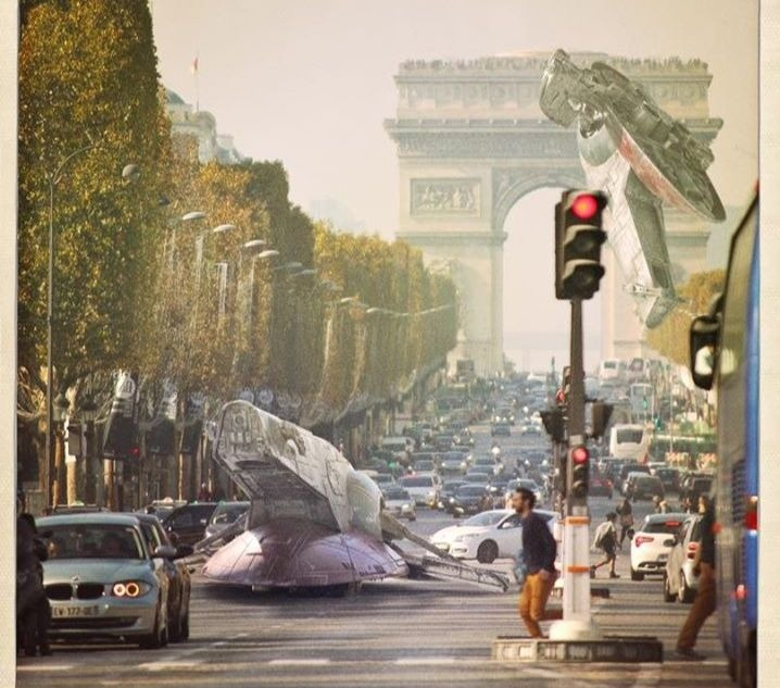 Bercy Village: la saga Star Wars à voir jusqu'au 20 janvier 2020