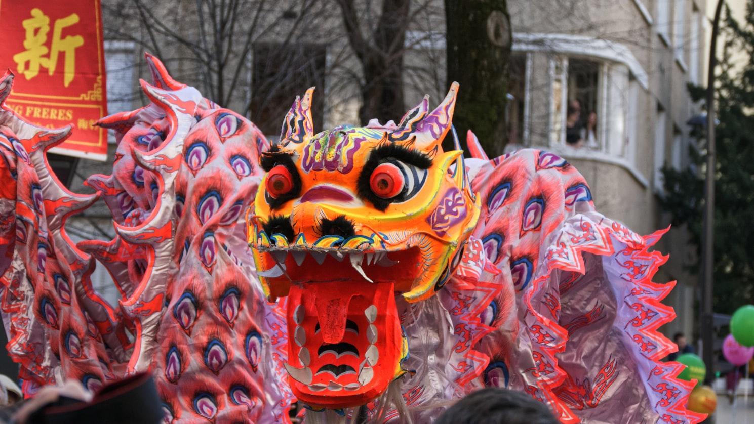 13e arrondissement : le défilé du nouvel an chinoisreporté au printemps