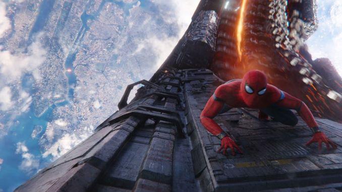 Spider, l'un des super-héros de Marvel Studios.