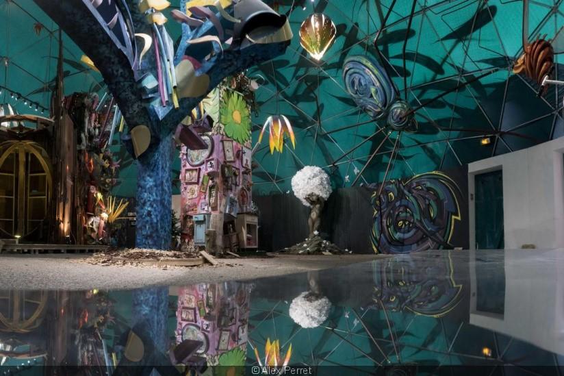 Malakoff : la forêt escargot, une expo de street-art à voir du 11 juillet au 25 octobre 2020