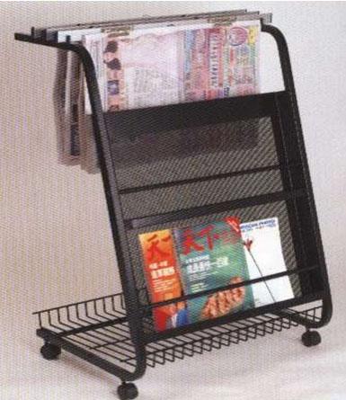 置物架 | 順元實業有限公司 | 產品介紹 -目錄架 / 雜誌書報架 / 目錄盒