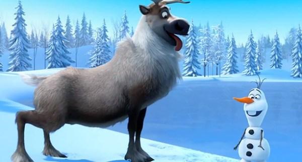 Frozen Reindeers are better than people Pop Verse