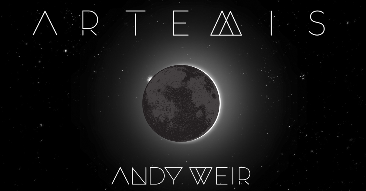 Image result for artemis andy weir