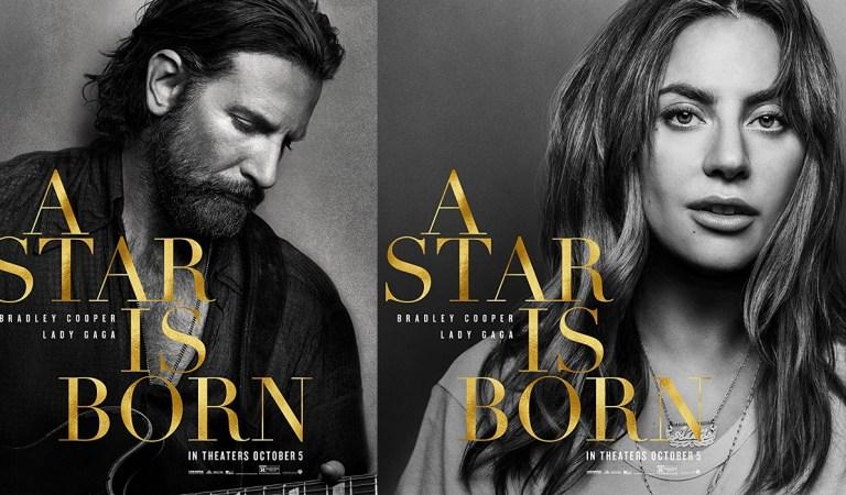 Lady Gaga se tornou a mãe drag de Bradley Cooper no set de A Star Is Born