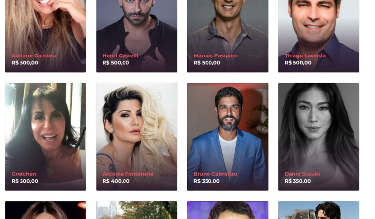 Okanal, nova plataforma de serviços de vídeo e áudio de artistas brasileiros