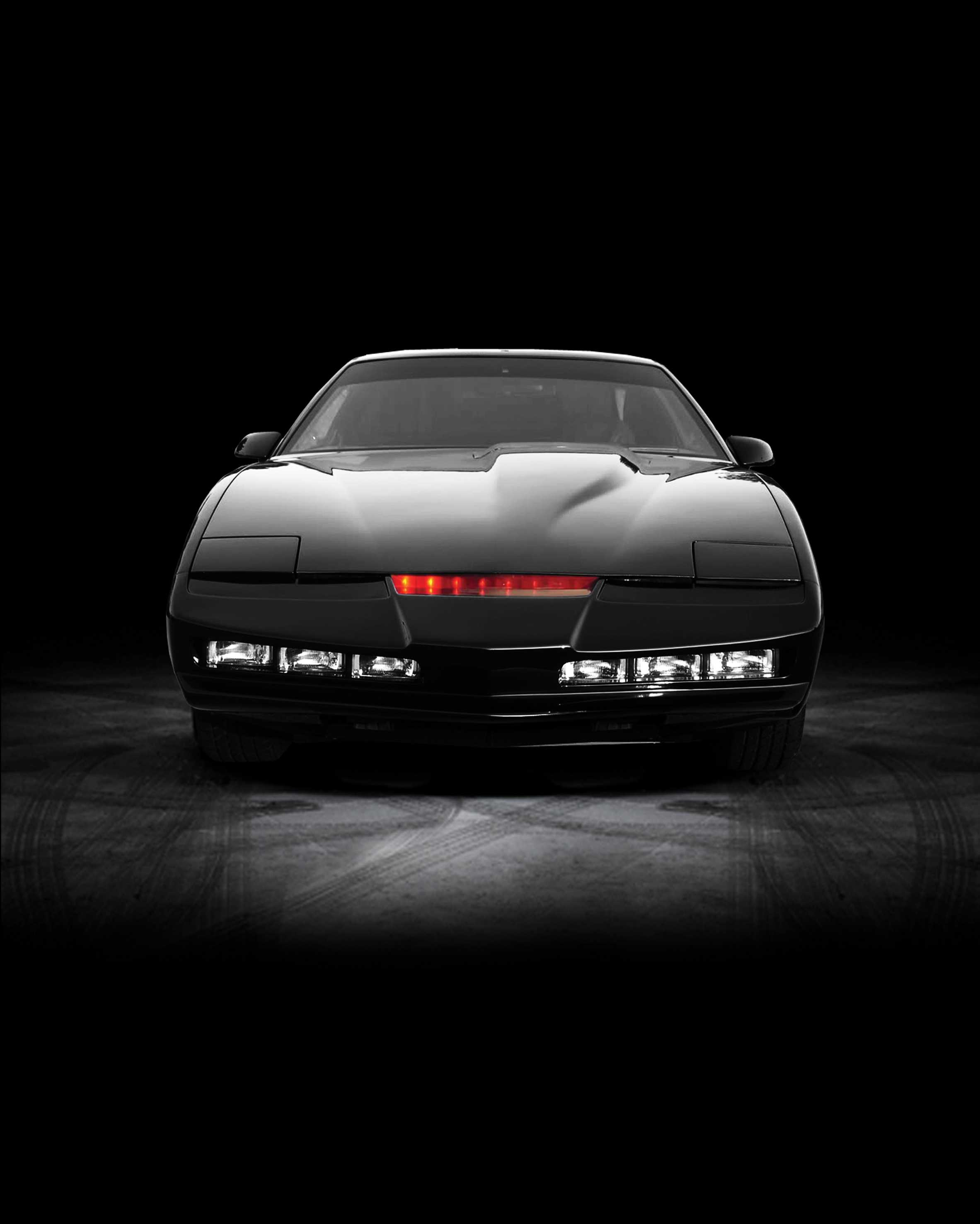 Car In Space Wallpaper Elon Musk Place Your Bid Now On This Knight Rider Kitt Trans Am