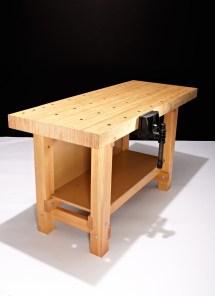 Build Woodworking Workbench